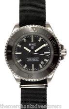 MWC 24 Jewel Auto Submariners/Divers Watch | 300m | Two straps | Tritium GTLS