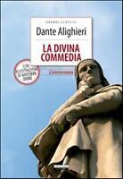 La divina Commedia di A. Dante commentata illustr. Libro Nuovo Crescere Edizione