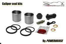 Honda CRF250 M Supermoto front brake caliper piston seal rebuild repair kit 2016