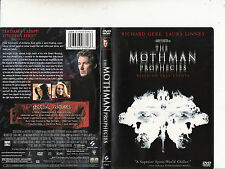 The Mothman Prophecies-2001-Richard Gere-Movie-DVD