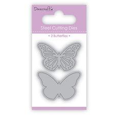Dovecraft Plantilla – Mariposa grandiosos Para Tarjetas O Artesanía