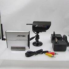 Wireless Security IR Camera with Transmitter Set