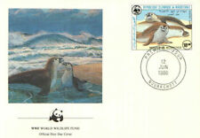 (72299) FDC Mauritania Seals 1986