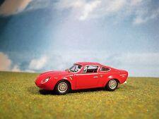 **FIAT Abarth 1000 Bialbero 1963 1/43 #71#.**