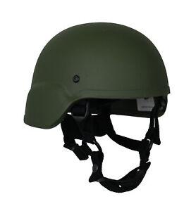 Gefechtshelm MICH AS-2000 Helmet KSK ACH ballistischer Schutzhelm DSO IDZ BW SEK