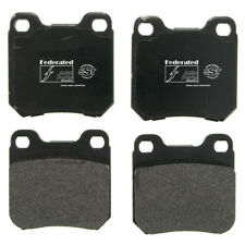 Disc Brake Pad Set Rear Federated MD709A