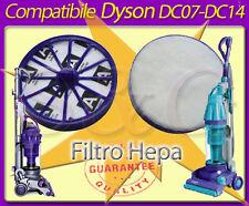 DY07H: FILTRO HEPA ANTIALLERGICO PER DYSON DC07 DC14 COMPATIBILE PRIMA QUALITA'