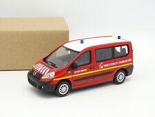 Mondo SB 1/43 - Peugeot Expert Pompiers
