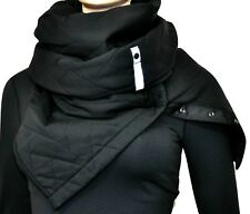 NWT Lululemon Vinyasa Scarf QUILT Special Edition Black Quilted Rulu Wrap NEW