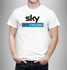 New Personalized Design Team Sky Pro Cycling Short Sleeve T Shirt Size S - 2XL
