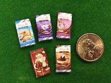 Accessories Dollhouse Miniature Chocolate Bar Re-ment Size #707