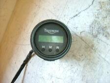 Triumph Trident 900 Clock    250002212VDC  8AD811 12Z6