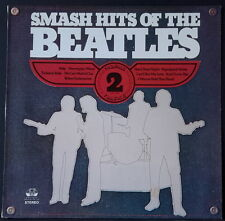 SMASH HITS OF THE BEATLES VOL. 2 RARE AUSSIE RELEASE EMS 1006 WITH LEVI STRAUSS