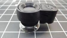 15x 21mm UV/LED Stamp Loupe, Optical Quality Lens (UV Length:382-385nm)