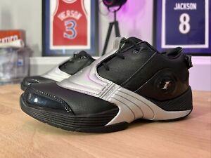 Size 9 - Reebok Answer 5 OG Black Silver 2019