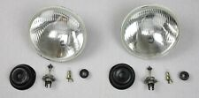 Headlight Conversion Service For Willys Jeep Plainsman US On Eu-Standard For Tüv