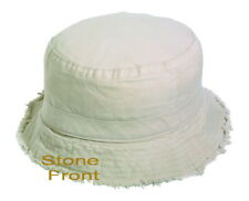 5 x Unit Kid's Garment Washed Bucket Hat, 2 colours to choose