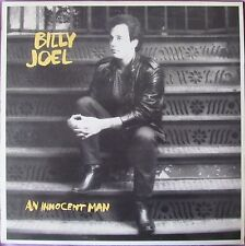 BILLY JOEL An Innocent Man UK 10 Track LP Demo Copy A1 B1 Matrix