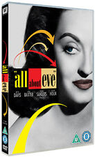ALL ABOUT EVE - DVD - REGION 2 UK