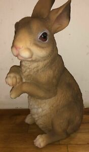 Latex Mould for making this large rabbit statue