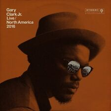 GARY CLARK JR LIVE NORTH AMERICA 2016 2 X VINYL SET (Released March 17th 2017)