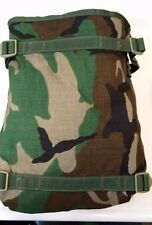 MOLLE II RADIO UTILITY POUCH WOODLAND CAMOUFLAGE US Military Issue