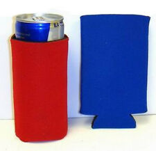 """Energy Drink Can Cooler Insulator for 8.2 and 8.4 oz cans, """"FITS"""" Red Bull et al"""