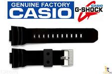 CASIO G-Shock GA-150BW Original Black (Glossy) Rubber Watch BAND GA-200BW GA-200