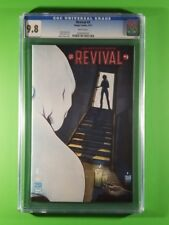 Revival #3A (Image, September 2012) *CGC 9.8*