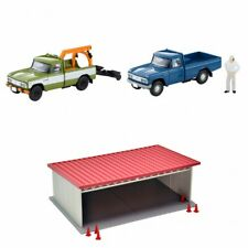 Tomica Limited Vintage Toyota Stout 2type Set  Covered Parking Set Japan LTD PSL