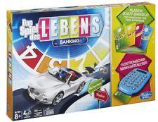 Hasbro Das Spiel des Lebens Banking | Gesellschaftsspiel | Familienspiel ab 8 J.