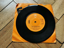 """abba take a chance on me 7"""" vinyl record good condition"""