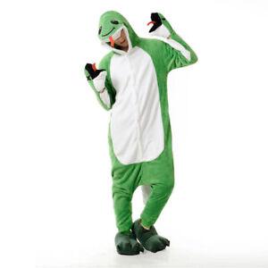 Christmas Snake Onesiee Kigurumi Fancy Dress Costume Hoodies Pyjamas Sleep wear