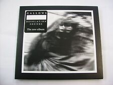 GALLOWS - DESOLATION SOUNDS - CD DIGIPACK LIKE NEW CONDITION 2015