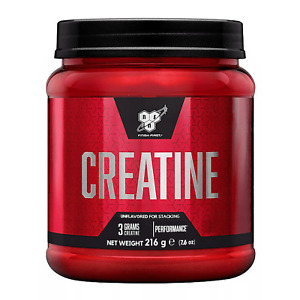 BSN Creatine DNA 216g Monohydrate Build Muscle Bodybuilding Anabolic Anabolism