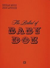 The Ballad of Baby Doe Vocal Score NEW 000312019