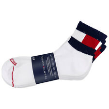 Details about  /NWT NEW 6  PAIRS TOMMY HILFIGER MEN WHITE LOW CUT CUSHION SOLE SOCKS SZ 7-12