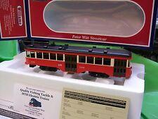 Peter Witt Streetcar Saint Louis Railway Powered Trolley Williams Road # 1341