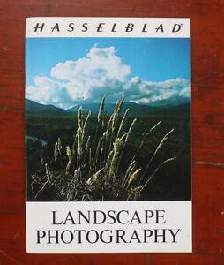 HASSELBLAD LANDSCAPE PHOTOGRAPHY, 1973, E3016 III 5/178840