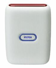 Fujifilm instax mini Link Special Edition - Ash White (Red & Blue)