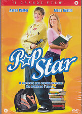 Dvd **POPSTAR ~ POP STAR** con Aaron Carter Alana Austin nuovo 2005