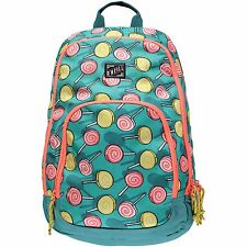 O'NEILL WOMENS BACKPACK.LOLLIPOP WEDGE GIRLS LARGE RUCKSACK BAG 25L 7W 16 6920