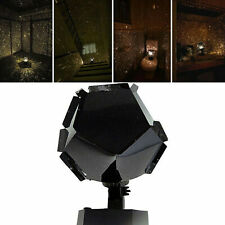 60,000 Stars Home Planetarium Caronan Star Projection Lamp