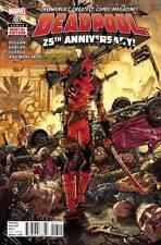 Deadpool #7 25th Anniversary 3 Variant Cover Lot Marvel Comics 2016