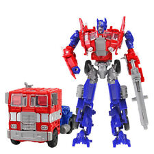 Anime Series Transformation Action Figure Toys Robot Car Classic Red juguetes