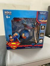 DC Comics Hand-Sensor Ball Helicopter Flying UFO Toys SUPERMAN 6+