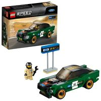 LEGO® Speed Champions - 1968 Ford Mustang Fastback 75884 Speed Champions 183 pcs