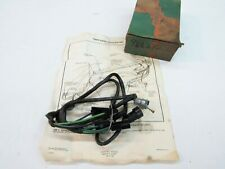 * NOS 1960-1962 Chevy Corvair Monza Back-up Lamp Radio Heater Harness GM 988216