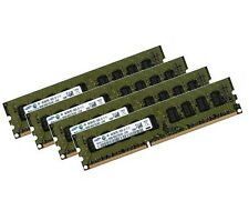 4x 8gb 32gb Samsung ddr3 ECC RAM per Apple Mac Pro 4,1 5,1 1333 MHz pc3-10600r