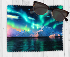 Northern Lights Sunglasses Reading Lens Mobile Phone Microfiber Cleaning Cloth
